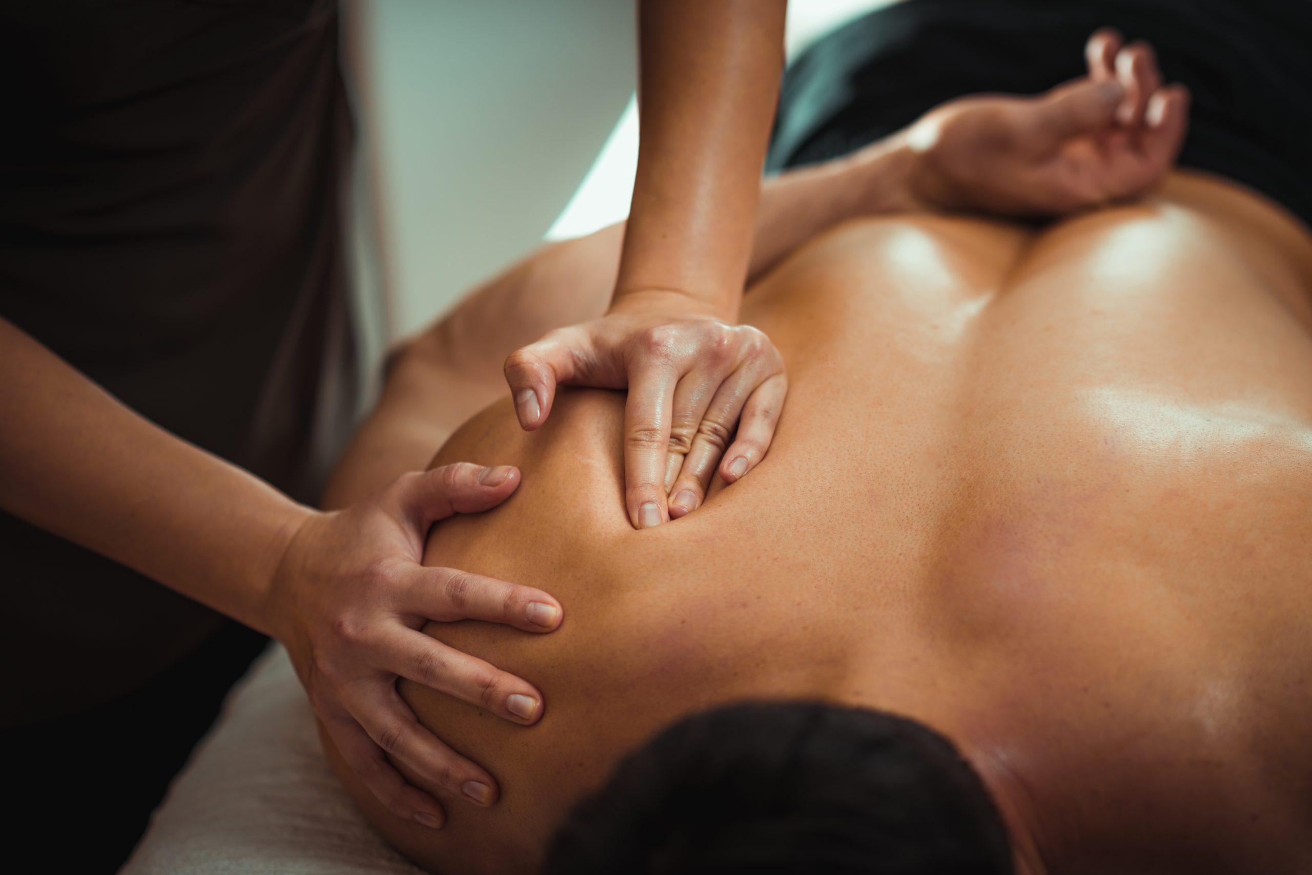 Sportmassage (basis)